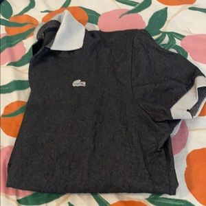 Sold! Limited Edition Lacoste polo